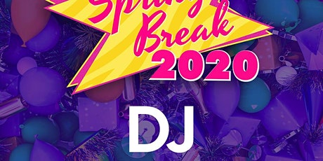 Marquee University: Spring Break with Sounds By DJ Ruckus at Marquee Free Guestlist - 3/16/2020 tickets