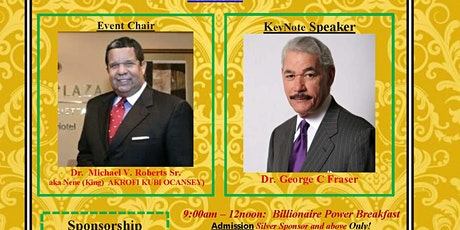 AFRICA's BRAIN BANK 2nd Annual Summit and Charity Ball tickets