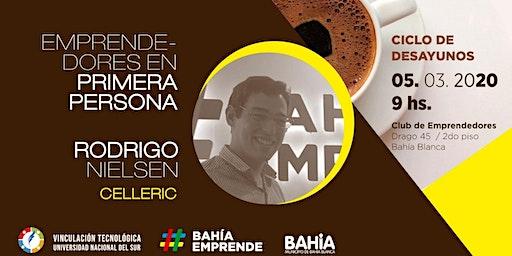 Emprendedores en Primera persona: Rodrigo Nielsen - Club de Emprendedores Bahía Blanca