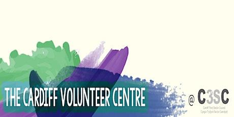 Cardiff Volunteer Coordinators Network (CVCN) tickets