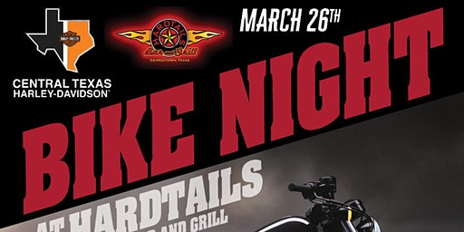 Bike Night Giveaway