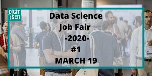 Data Science Job Fair 2020 #1