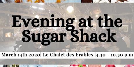 Evening at the Sugar Shack tickets