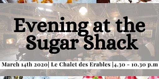 Evening at the Sugar Shack