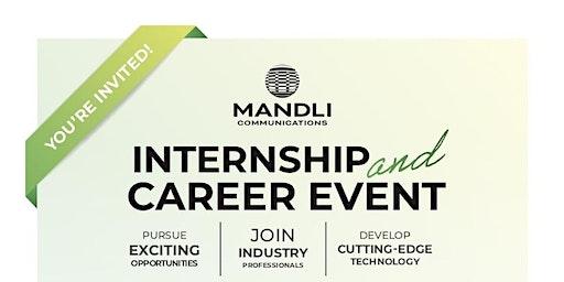 Mandli Communications Internship and Career Fair