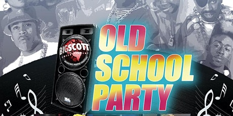 Old School Hip-Hop 80's-90's Party HOSTED BY LadyB & Patty Jackson & Big Scott  tickets