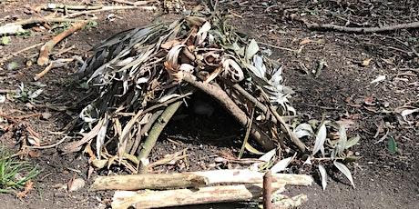 Family Bushcraft: Charcoal making, fire lighting, treasure hunts tickets