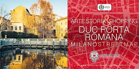 A passeggio per i giardini della Guastalla: Milano da scoprire biglietti