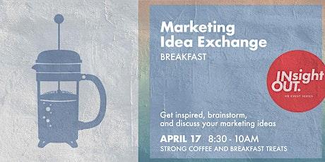 Marketing Idea Exchange / Hansen Belyea Insight Out Event Series tickets