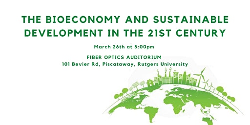 The Bioeconomy & Sustainable Development in the 21st Century