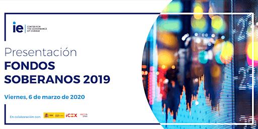 Presentación Informe Fondos Soberanos 2019