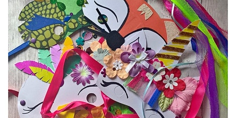 Fairytale Mask Making for Children tickets