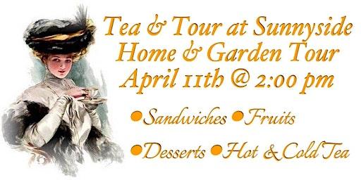 Tea & Tour at Sunnyside ~ Home & Garden Tour