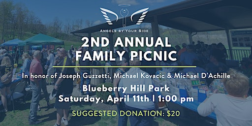 Angels By Your Side 2nd Annual Family Picnic & Fundraiser