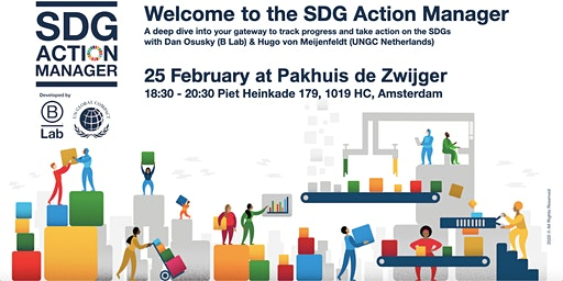 Welcome to the SDG Action Manager [SOLD OUT]