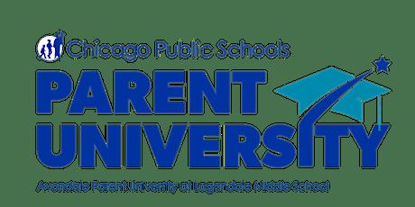 PAC: Aspen Parent Training tickets