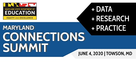 2020 Maryland Connections Summit tickets