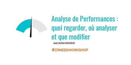 WORKSHOP #1 : Analyses de performances billets