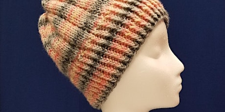 Advanced Beginner Knit Hat w/ Erin tickets