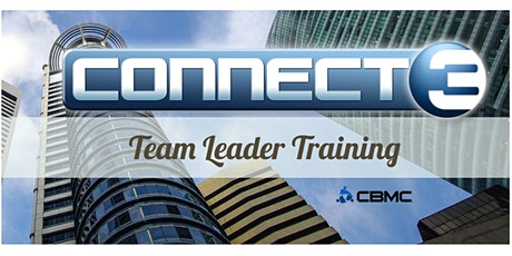 CBMC Connect3 Team Leader Training - Duluth tickets