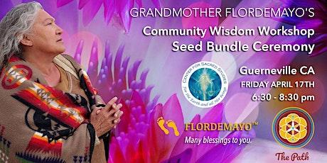 Grandmother Flordemayo's Community Wisdom Workshop tickets