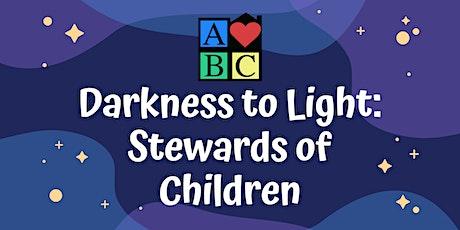 Darkness to Light: Stewards of Children - FREE Training tickets