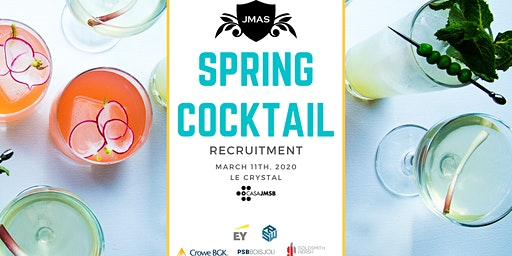 Spring Cocktail 2020