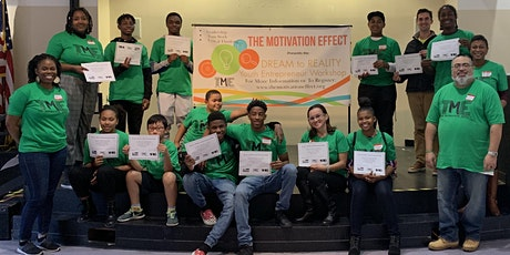 The Motivation Effect presents DREAM to REALITY Youth Entrepreneur Workshop tickets