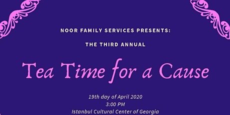 Third Annual Tea Time for a Cause tickets