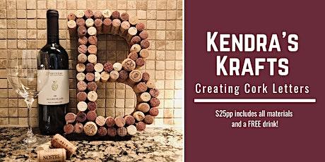 Kendra's Krafts tickets
