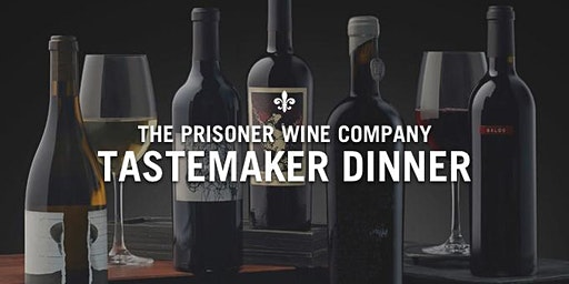 Prisoner & High West Wine Pairing Dinner - Ruth's Chris Steak House