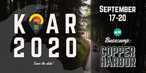 2020 KOAR - Keweenaw Overland Adventure Retreat
