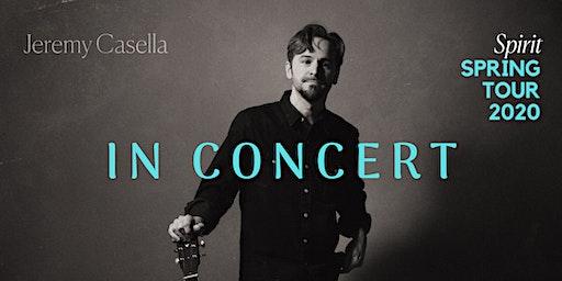 Jeremy Casella Live in Concert