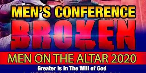 Broken Men on the Altar