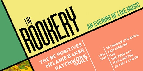The Rookery: Jam Session & Gig at The Peer Hat, Manchester tickets
