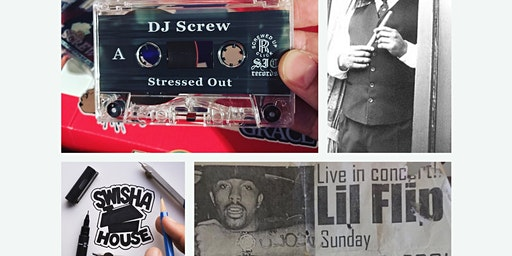 Mini Hip-Hop Museum Pop-Up + Sip n Paint in Houston, Texas!!!!