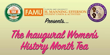 The Efferson Student Union's Inaugural Women's History Month Tea tickets