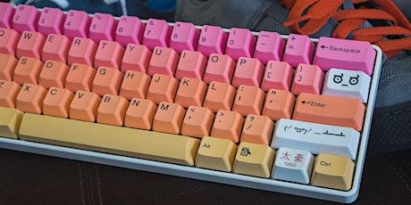 Mechanical Keyboard Meetup Prague tickets