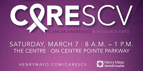 CARE  SCV (Cancer Awareness Resource Expo) tickets