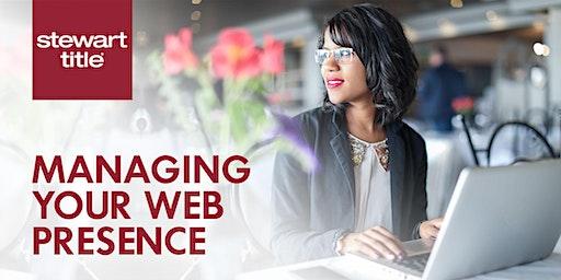Stewart Title School of Real Estate:  Web Presence