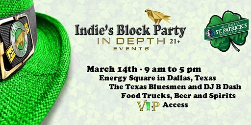 Indie's Block Party (General Admission)