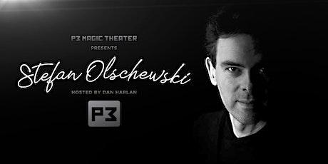 Tuesday Night Magic with Stefan Olschewski - CANCELLED tickets