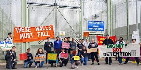 Morton Hall Detention Centre Protest - Leeds Transport tickets