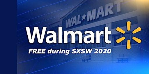 Free Walmart Wellness Clinic @ SXSW 2020