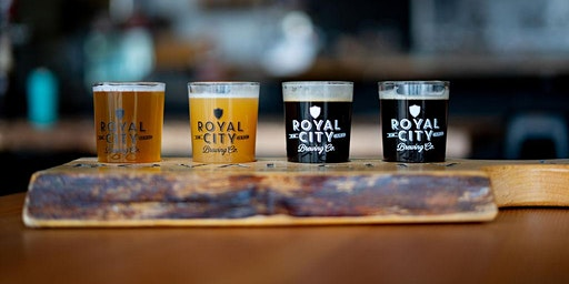 Royal City Brewing: Spring Brewery Tours & Guided Tastings