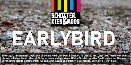 Schotter, Kies & Moos 2020 Tickets
