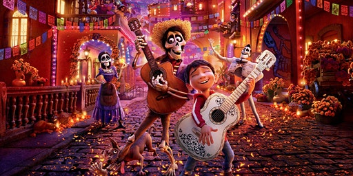 Spring Break Movie Series: Coco