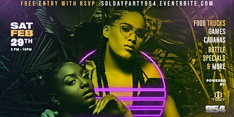 Sol Day Party tickets