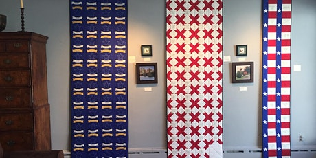 Memorial Quilts for Mass Shooting Victims tickets