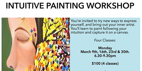 Intuitive Painting Workshop tickets